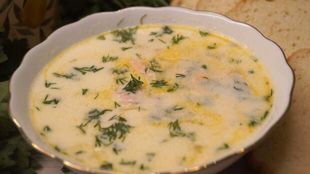 Очень вкусный суп, нравится всем, проверен годами!