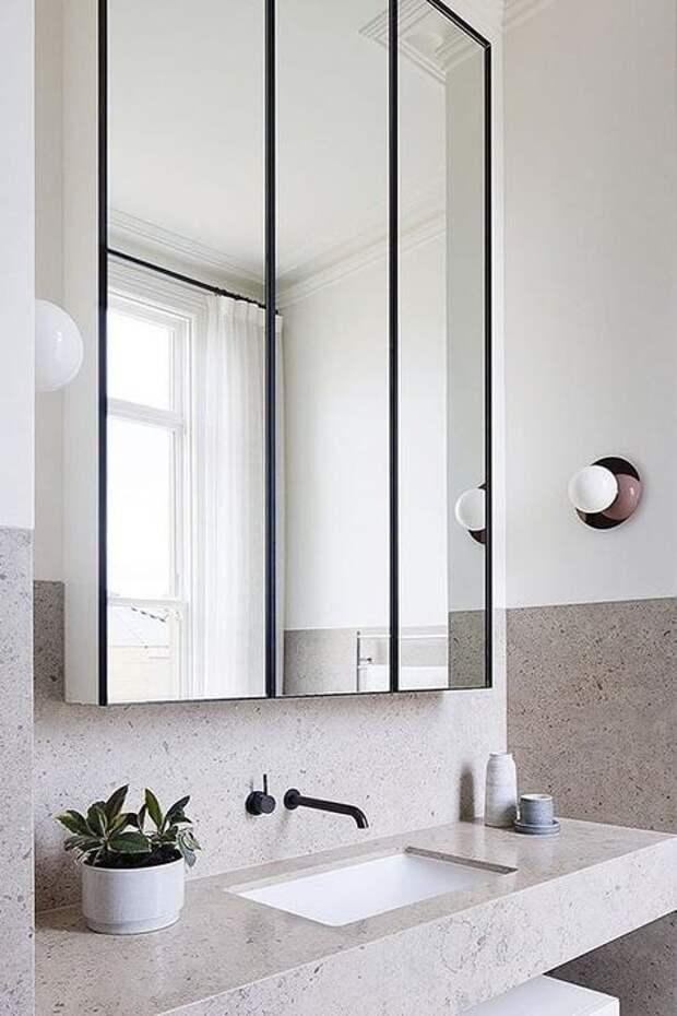 Большой потенциал маленькой ванной: как разместить все и даже немного больше