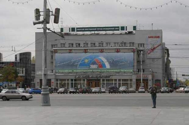 Российско-казахстанский форум: ужасы «чиновничьего» дизайна