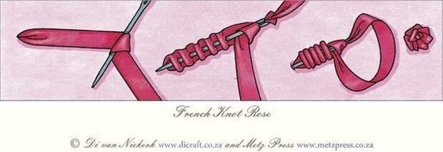 Французский узелок. Продолжение