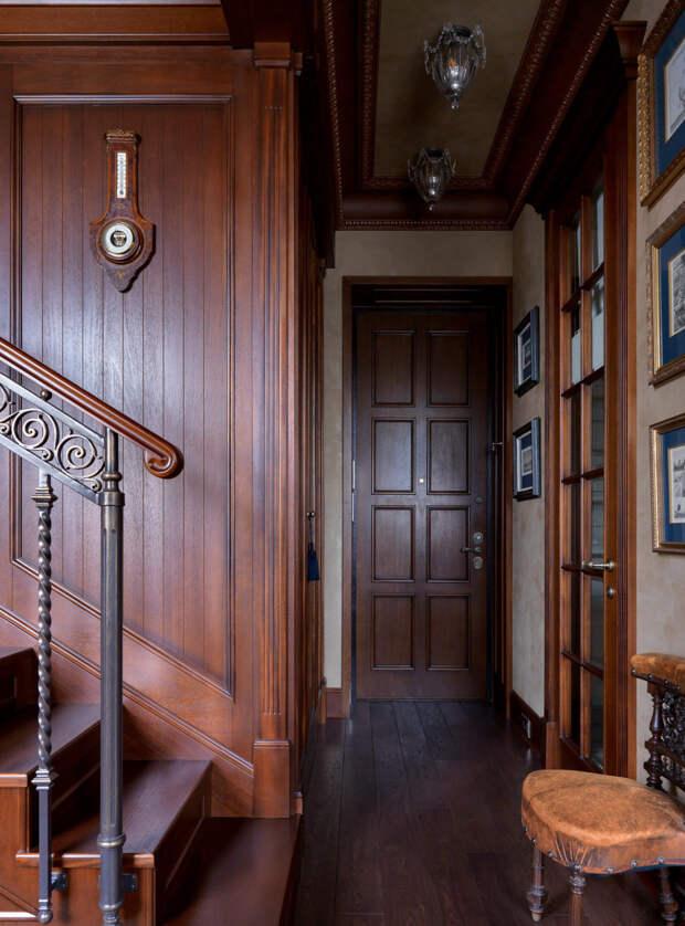 Квартира с антиквариатом в Москве, 37 м²