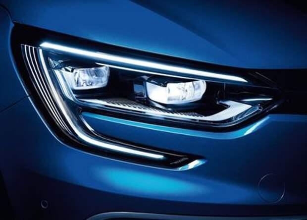 Горячая штучка: новые подробности о Renault Megane RS