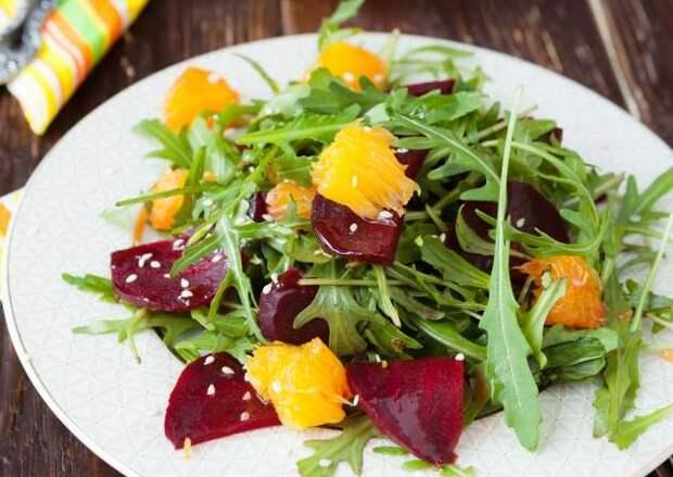 Салат «Свежесть»: вкусно, просто и доступно