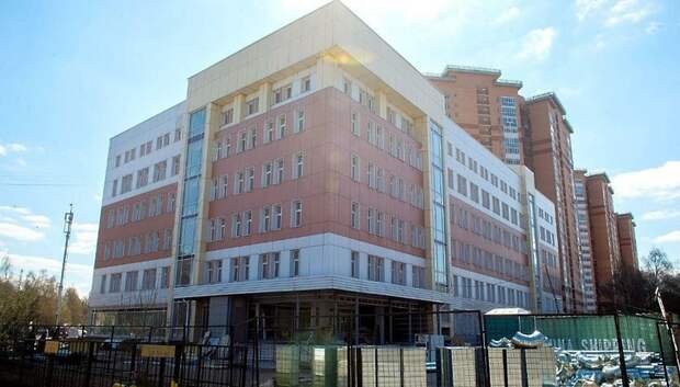 Около 300 млн руб выделили на создание центра для пациентов с Covid‑19 в Подольске