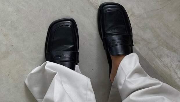 Этой весной носите обувь с квадратным носом