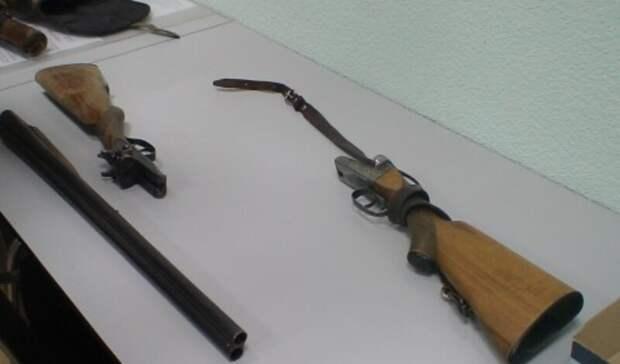 Жители Новоуральска могут сдать оружие за вознаграждение