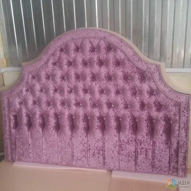 Кровать с изголовьем, кровати на заказ