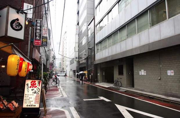 Удивительные странности Японии