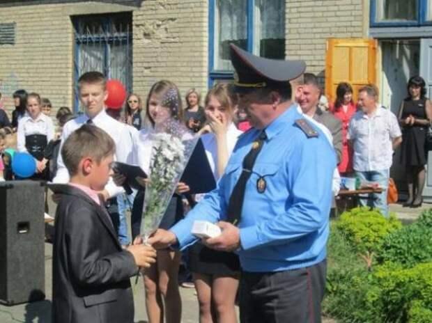 Второклассник из Белоруссии спас девочку от насильника 2015, героизм, герой