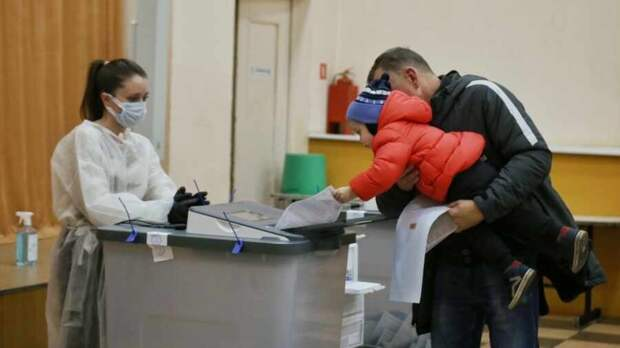 Юлия Витязева: Мы голосуем не для заморского дяди