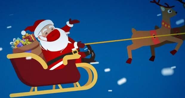Санта-Клаус получил официальное разрешение на полёты к МКС