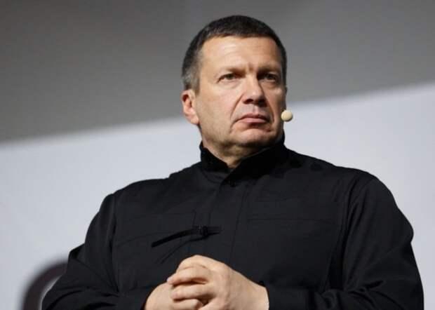 Стих Ефремова о покойном Захарове вывел Соловьева из себя в прямом эфире