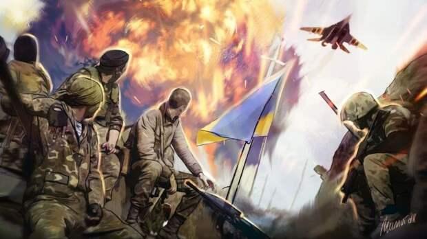 Украина перебрасывает танки в Херсонскую область на границу с Крымом