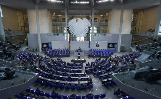 Бундестаг поддержал «Северный поток— 2», нозаявление решил непринимать