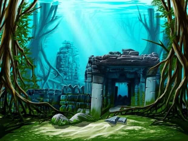 Семь главных загадок подводного мира