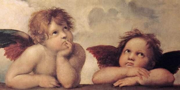 16 способов нарисовать милого ангела