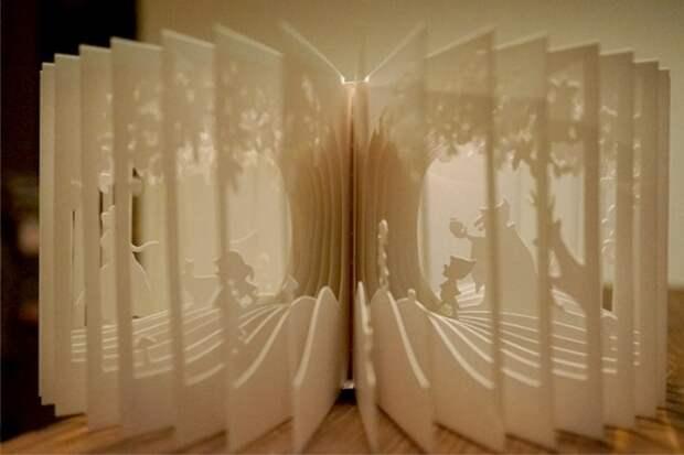 Потрясающее и необычное оформление книг