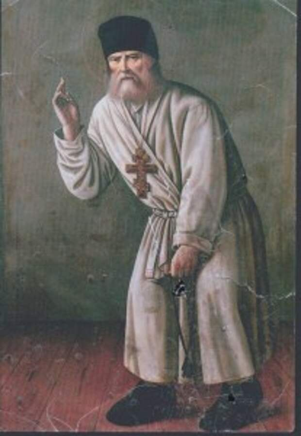 преп.Серафим Саровский