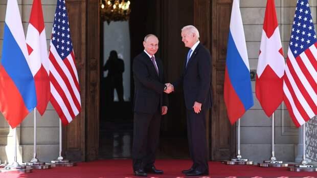 Аналитики Sohu: США ударили Россию ножом в спину после саммита в Женеве
