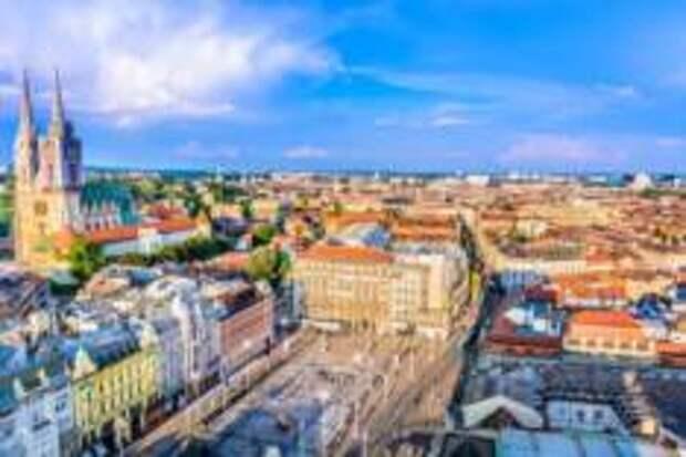 Загреб – город с сердцем