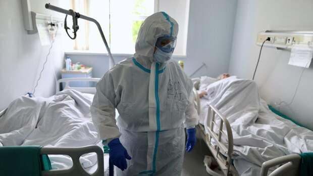 За сутки в Удмуртии зафиксировано 205 новых случаев заражения COVID-19