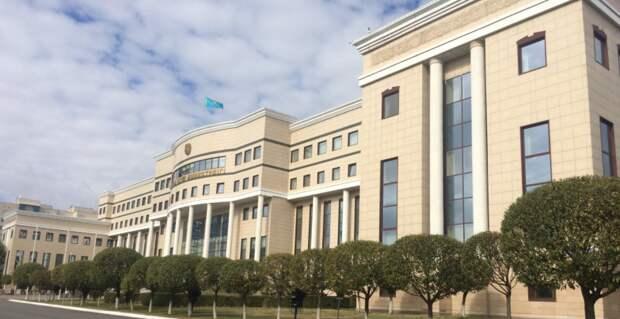 Свыше Т120,5 млн намерен потратить на серверную МИД Казахстана