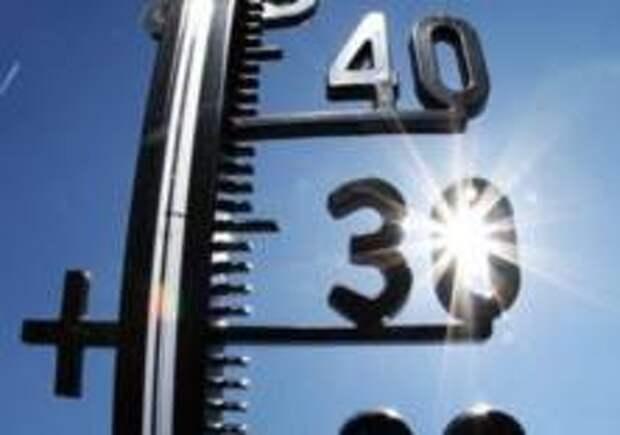 Аномальная жара пришла в Европу