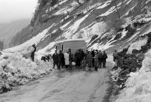 Южная Осетия. 1990 год.