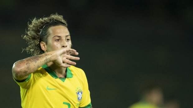 «Спартак» предложил € 5 млн за защитника сборной Бразилии