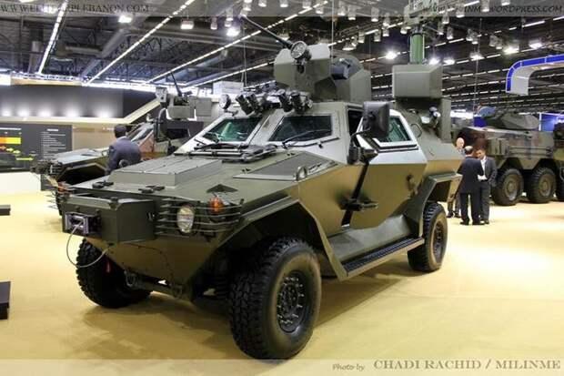 Турецкая колёсная бронемашина Otokar Cobra авто, броневик, военная техника
