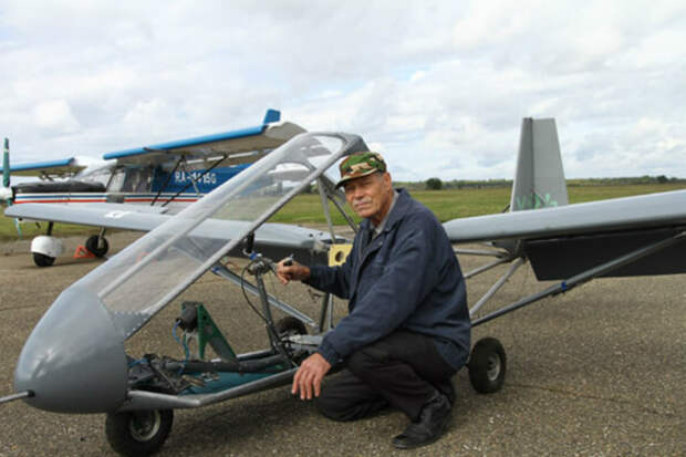 Как выглядят самые маленькие самолеты мира