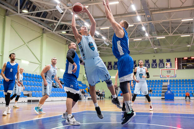 Ижевские баскетболисты «Купол-Родники» обыграли команду из Ревды