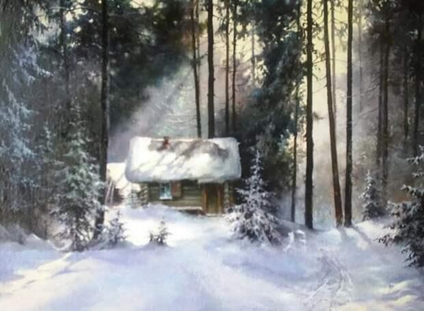 художник Владимир Краевский картины – 51