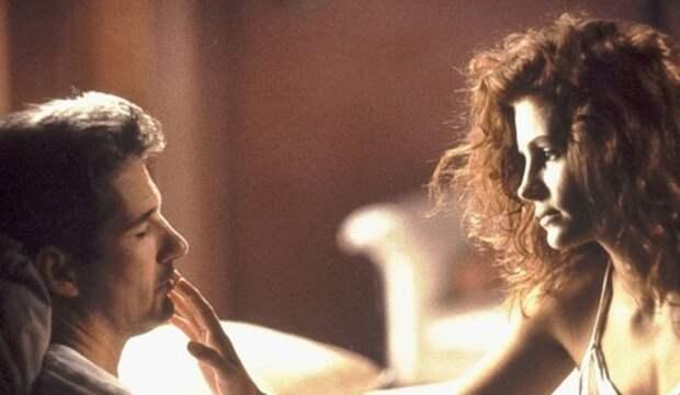 9. Нервы Ричард Гир, джулия робертс, красотка, познавательно, факты, фильм