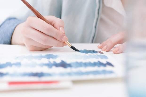 В центре культуры на Большой Академической откроется выставка детского творчества