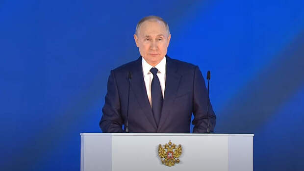 Путин сообщил об увеличении бюджетных мест в российских вузах