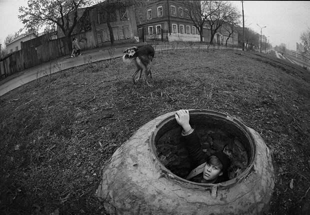 Фотограф Евгений Канаев: «Казань и казанцы в 90-е» 37