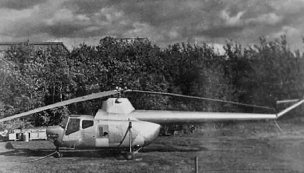 К 70-летию первого полета Ми-1