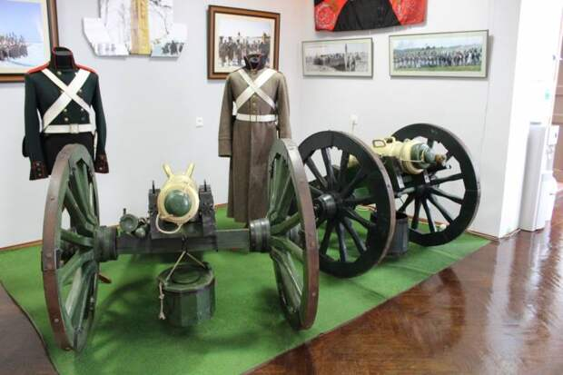 Артиллерия двенадцатого года