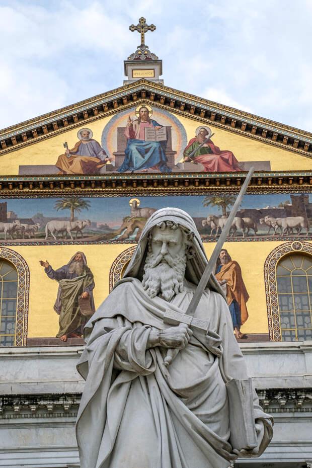 В поисках гробницы апостола Павла