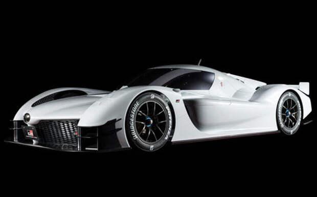 У Toyota появится 1000-сильный гиперкар