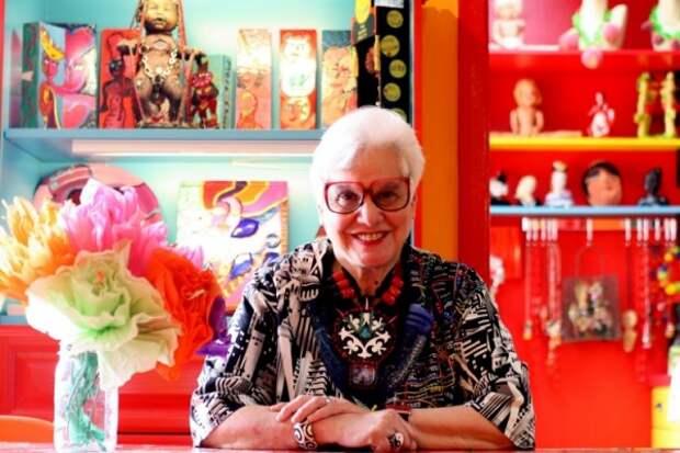 75-летние модели и самые крутые модницы-пенсионерки. Возраст не приговор