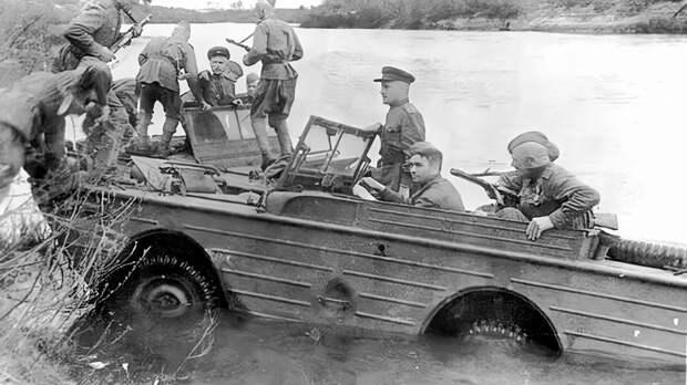 Какую британскую и американскую технику использовала Красная Армия?