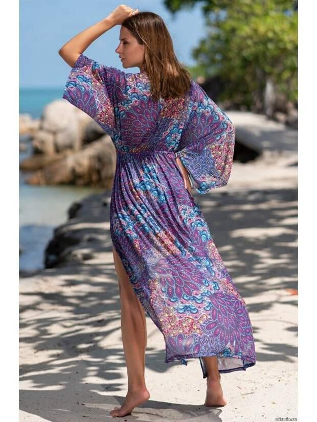 Одежда для пляжа: тенденции 2021