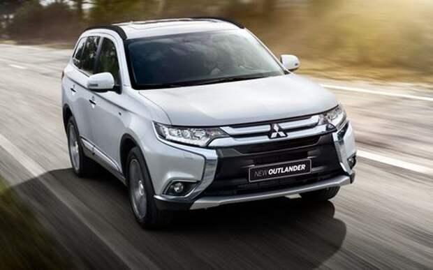 Mitsubishi отзывает в России почти 40 тысяч автомобилей
