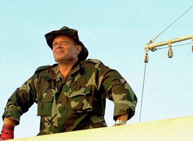 Андрей Ростоцкий (одна из последних фотографий)