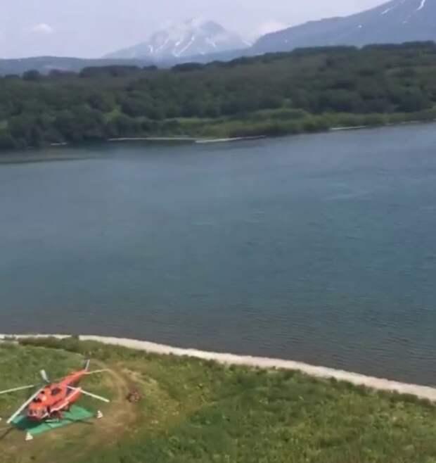 Росавиация запретила перевозить пассажиров компании, чей вертолет разбился на Камчатке