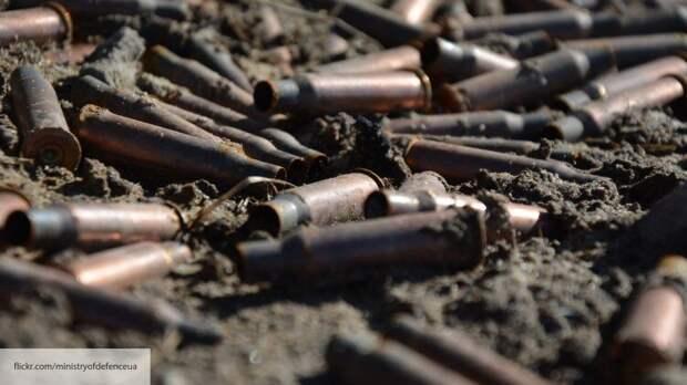 Украина построит заводы по производству патронов