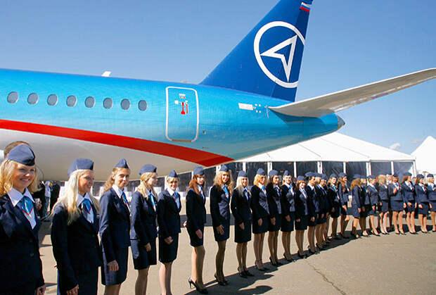 Забытый день рождения. Исполнилось шесть лет первому полету Sukhoi Superjet 100
