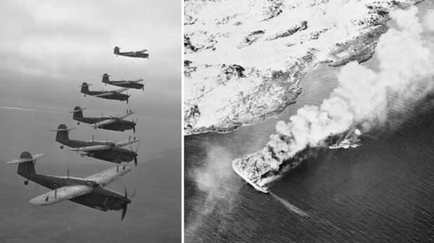 Как британцы по ошибке потопили две тысячи советских солдат
